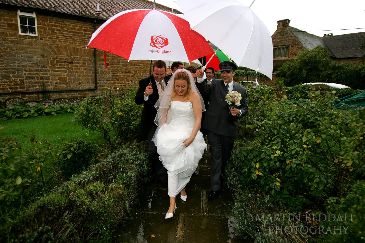 What if it rains at your wedding?