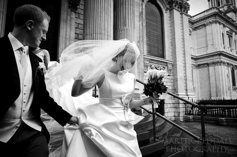 OBE chapel wedding