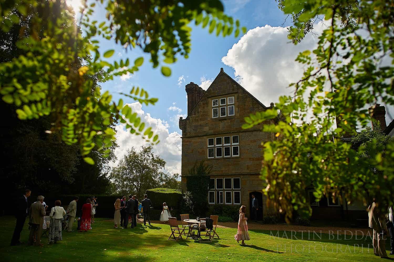 Ockenden manor wedding