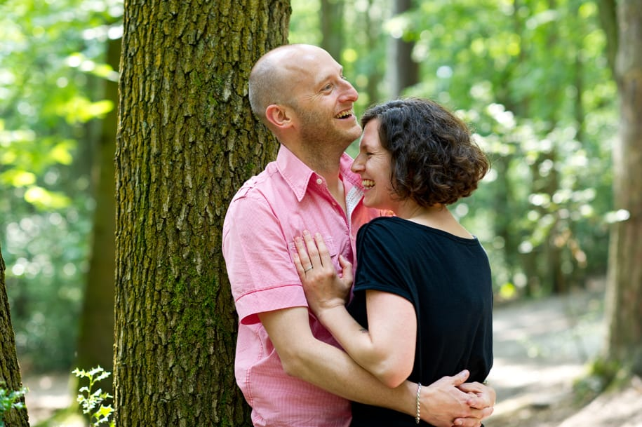 Sussex pre wedding portrait shoot
