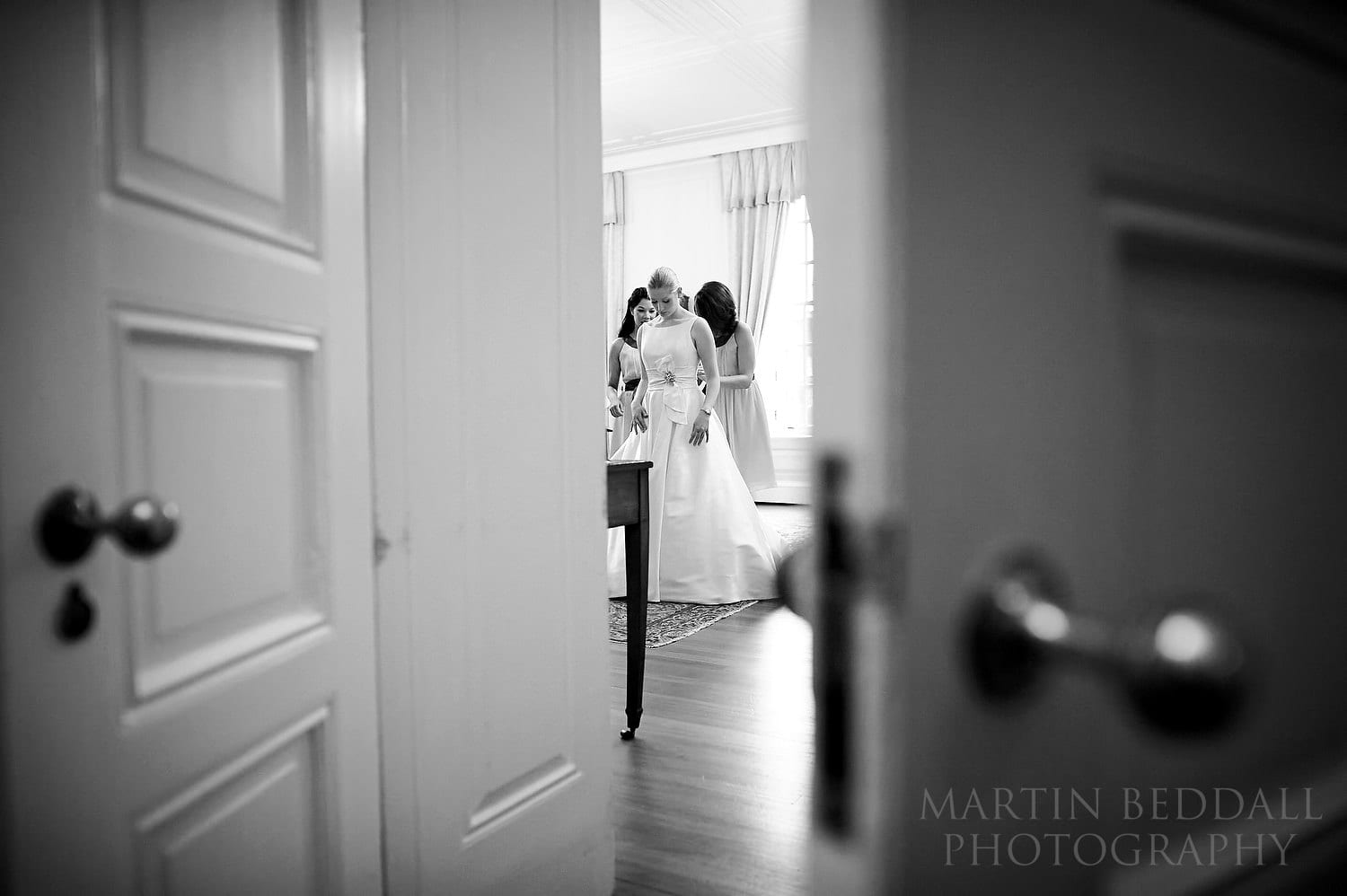 Wedding photography in 2011 at The Temple