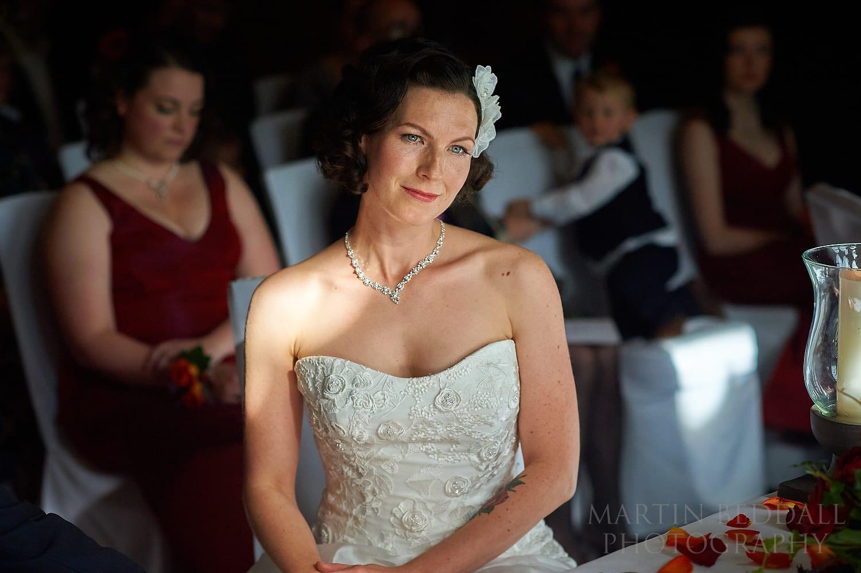 Nutley Priory Hotel bride