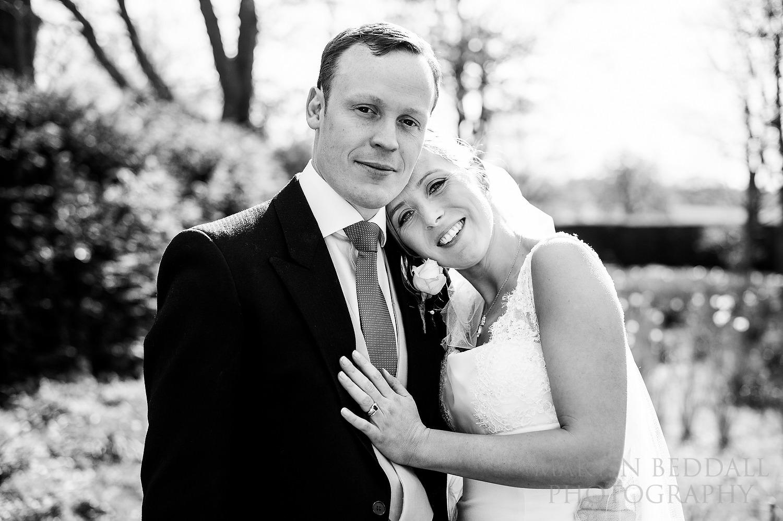 Kent wedding couple portrait