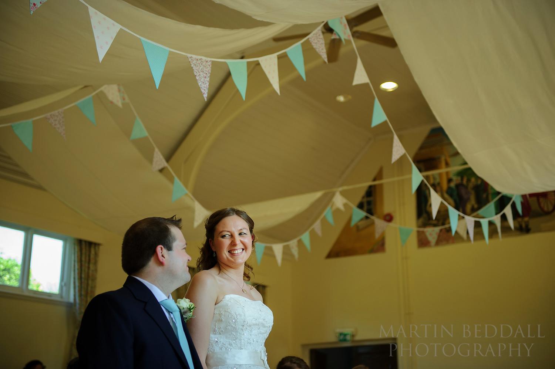 Cuckfield Hall wedding