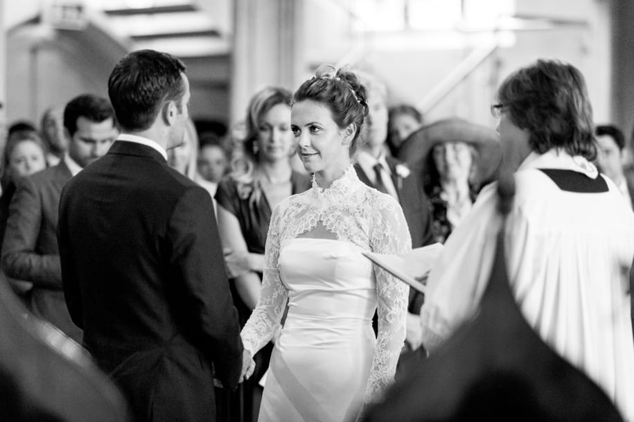 Reportage wedding photography at a London wedding
