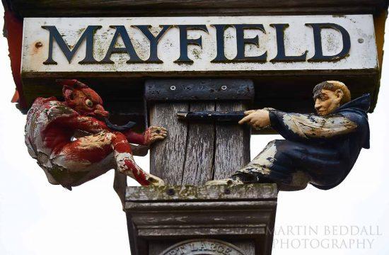 Mayfield school wedding