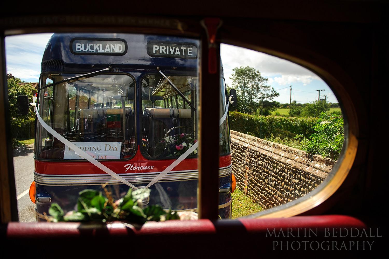 Suffolk wedding buses