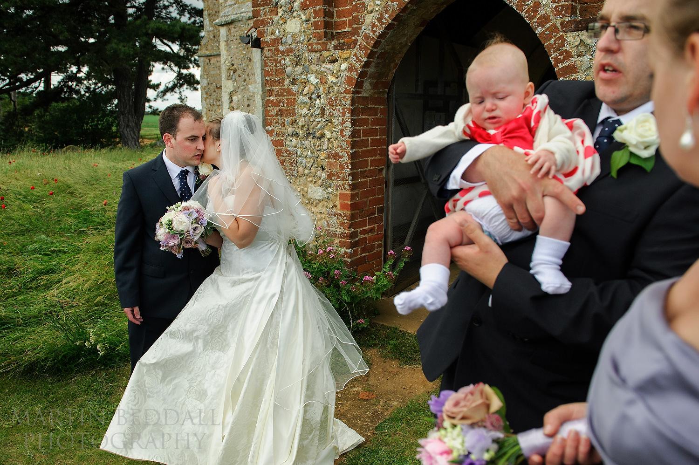 Suffolk wedding reportage