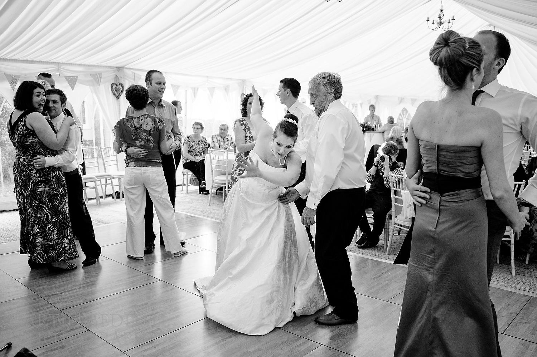dancing slip