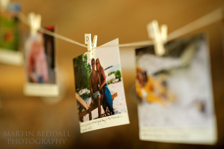 Personal details at Gate Street Barn wedding