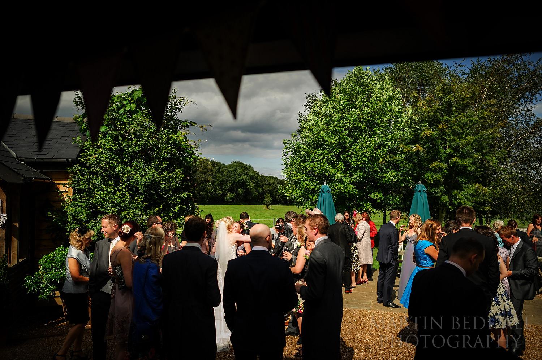 Gate Street Barn wedding