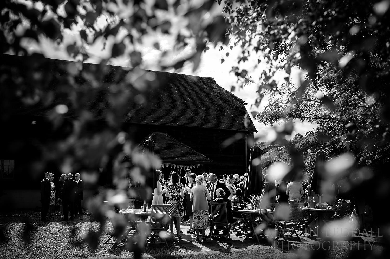 Summer wedding at Gate Street Barn