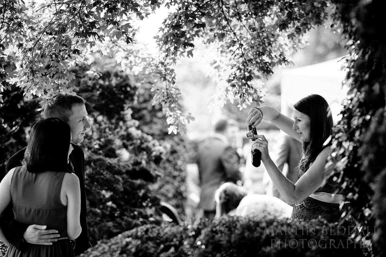Photo in the gardens at Ridge Farm