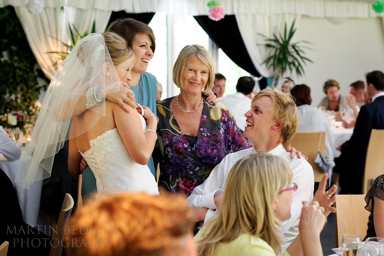 Ridge Farm wedding