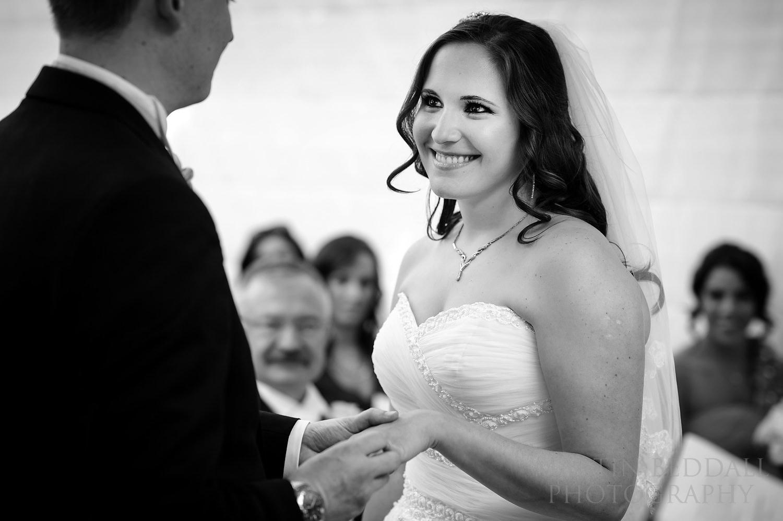 Pembroke Lodge wedding ceremony