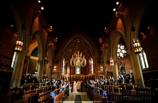 Wellington College wedding
