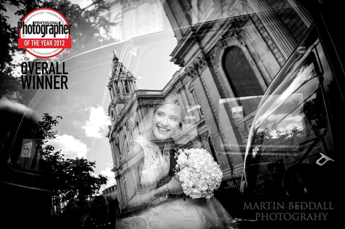 Award-winning wedding image takes Professional Photographer of the Year Award
