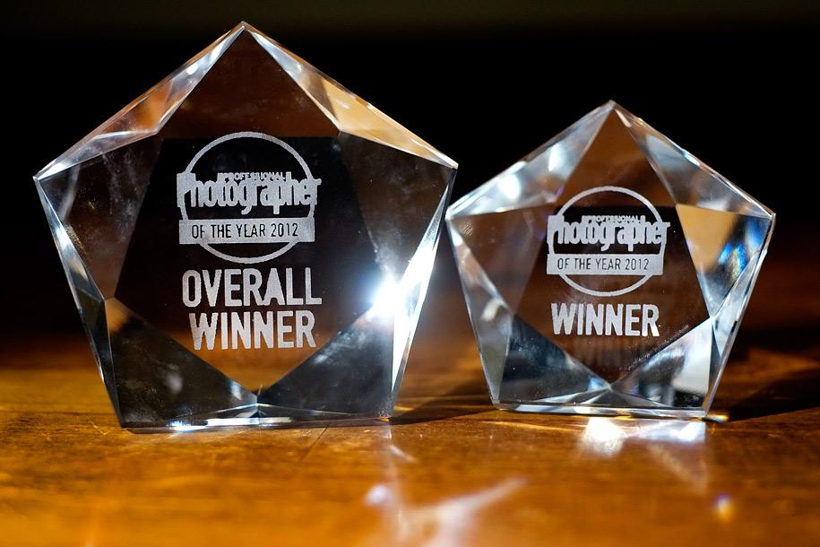 Professional photographer awards won by wedding photographer Martin Beddall
