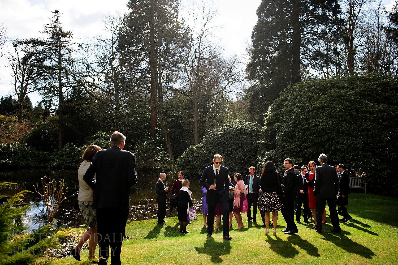 Coverwood Farm wedding reception