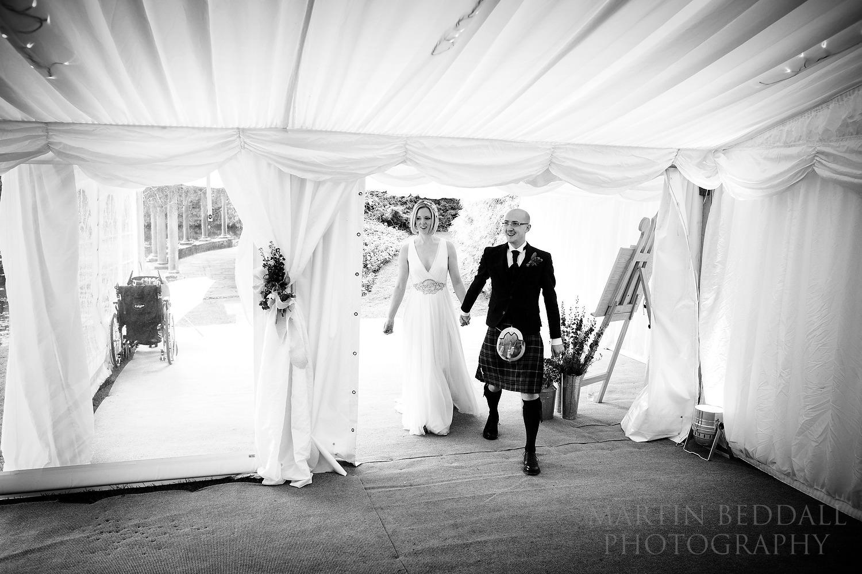 Coverwood Farm wedding day