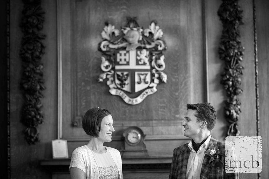 Mayor's office wedding