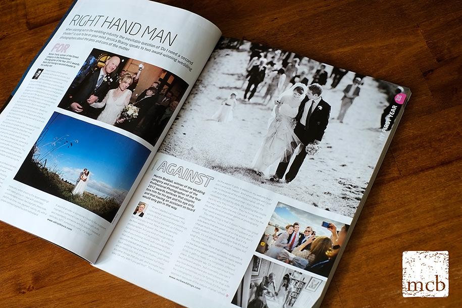 second shooters and documentary wedding photography