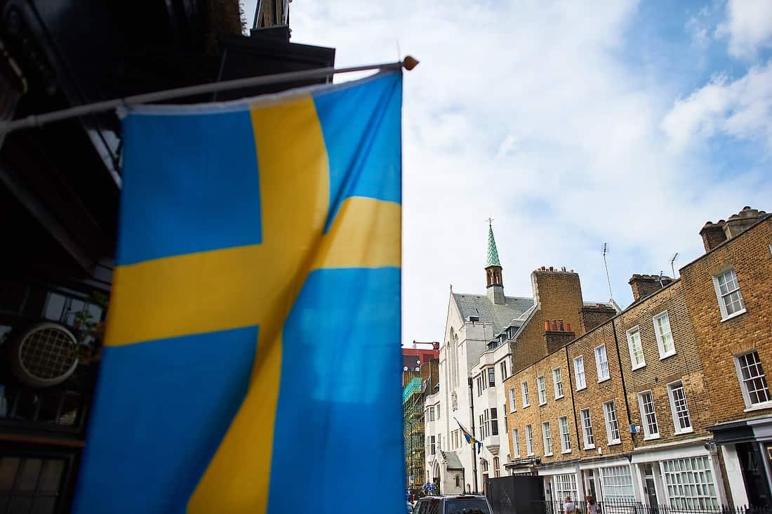 Swedish church London