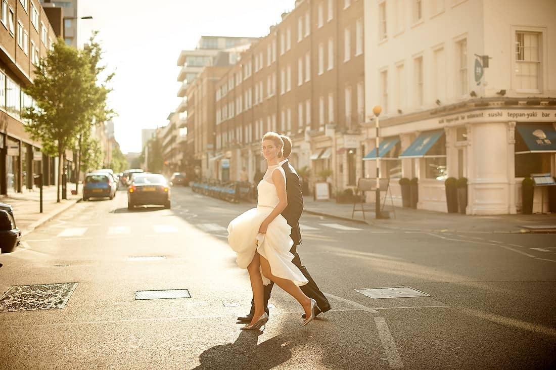 London wedding photography in marylebone