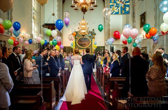 Swedish church wedding in London