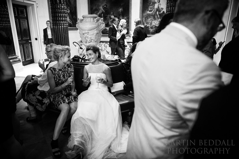 Wallace Collection wedding reception