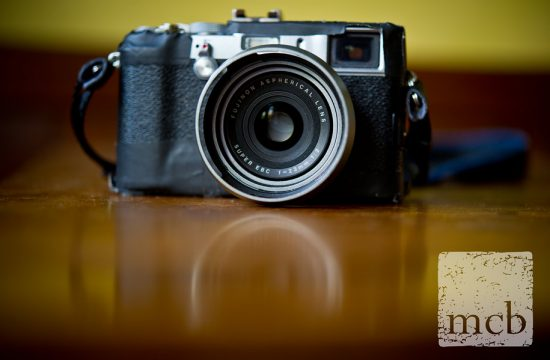 Martin Beddall's Fuji X100S camera