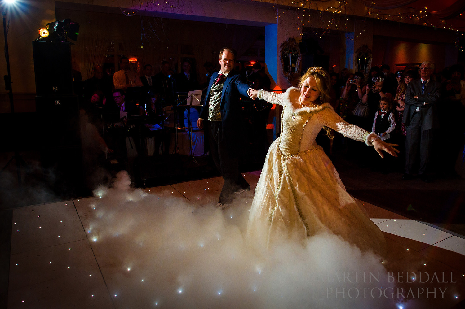 Doctor Who wedding first dance
