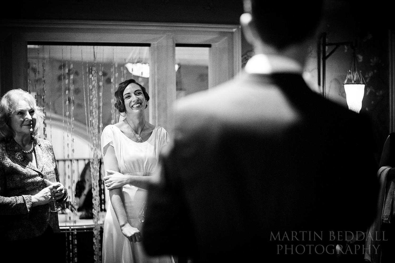Belvedere restaurant wedding reception speeches