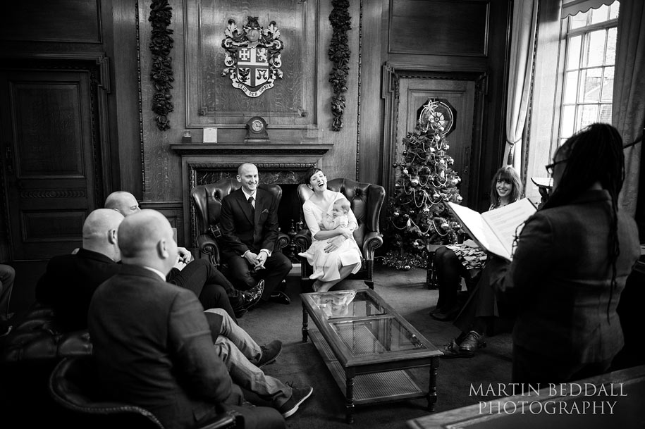 Mayor's Parlour wedding ceremony