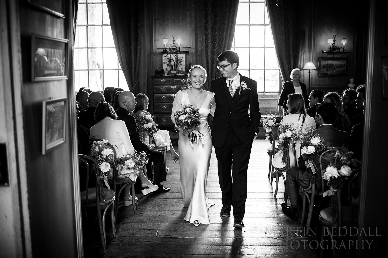 Glemham Hall wedding