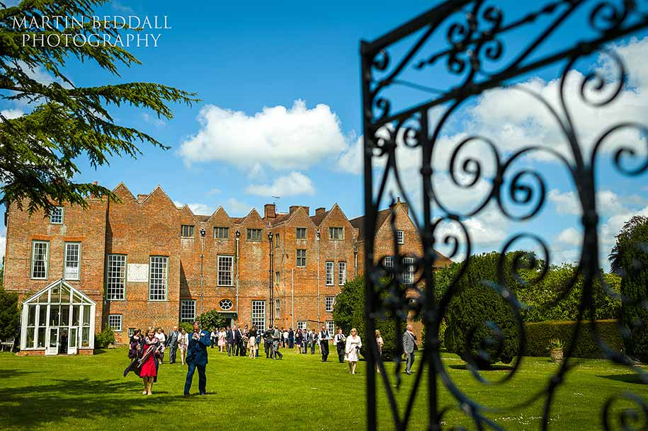 Glemham Hall unique Suffolk wedding venue