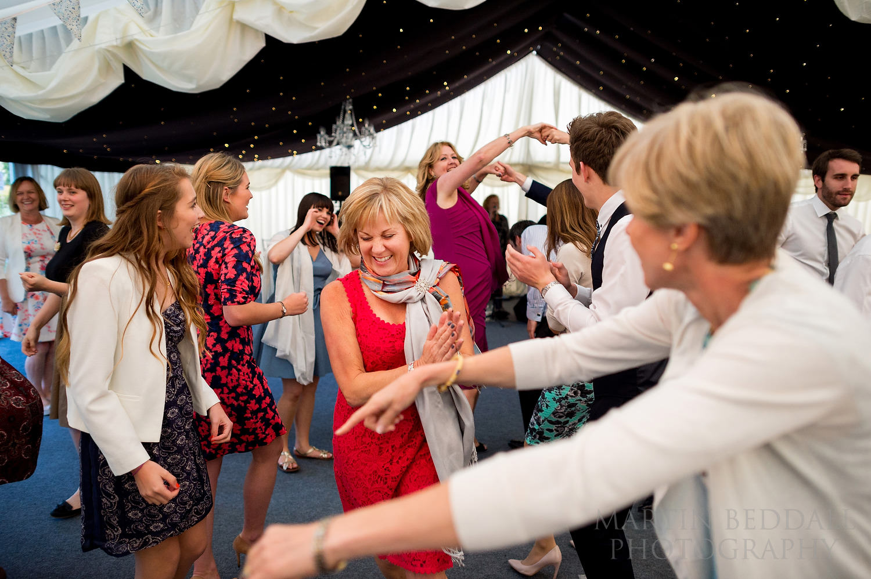 Glemham Hall wedding dancing