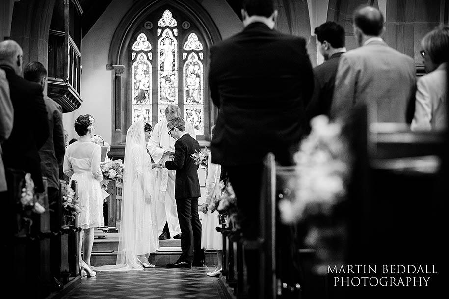 Southborough wedding ceremony