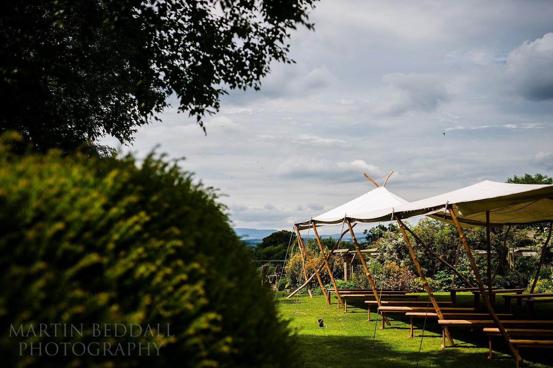 Dewsall Court wedding venue