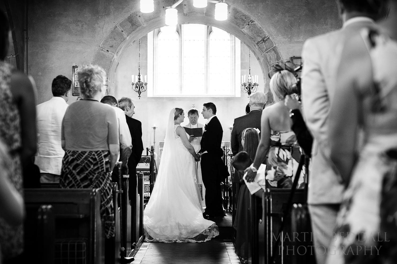 St Catherine of Siena church wedding