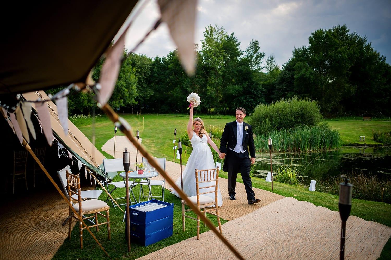 Duncton Mill wedding photography