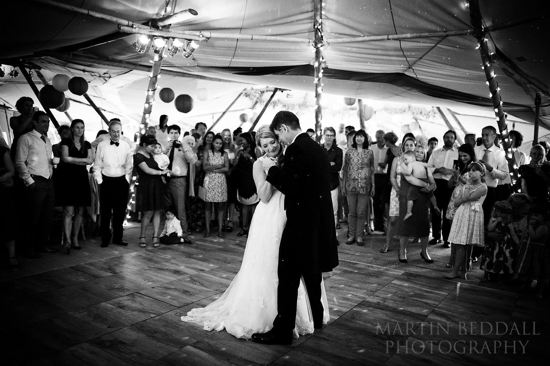 Duncton Mill wedding first dance