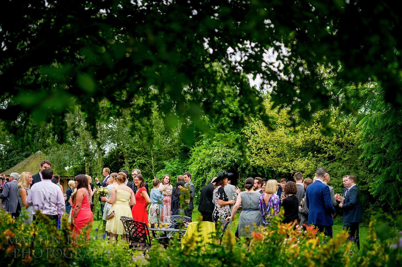 South Farm wedding reception