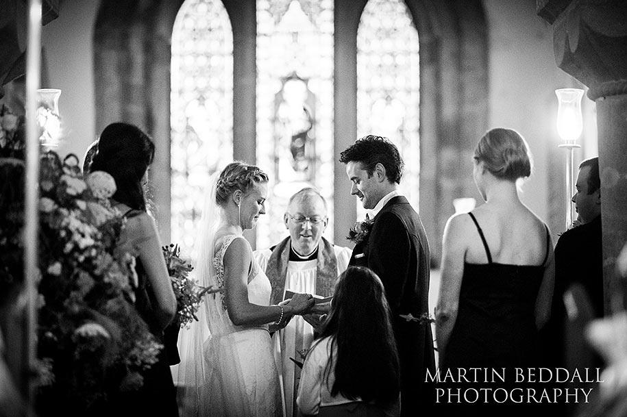 Yorkshire Dales wedding ceremony