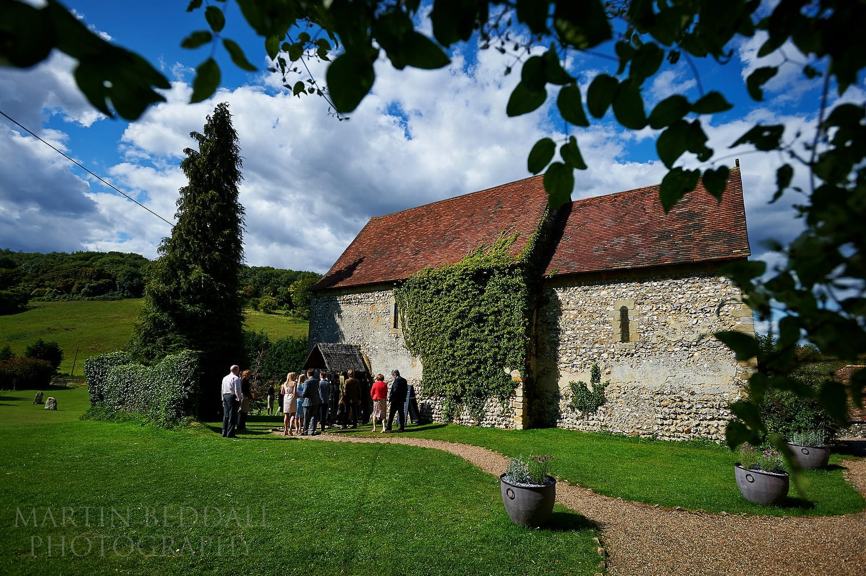 Lost Village of Dode wedding venue in Kent