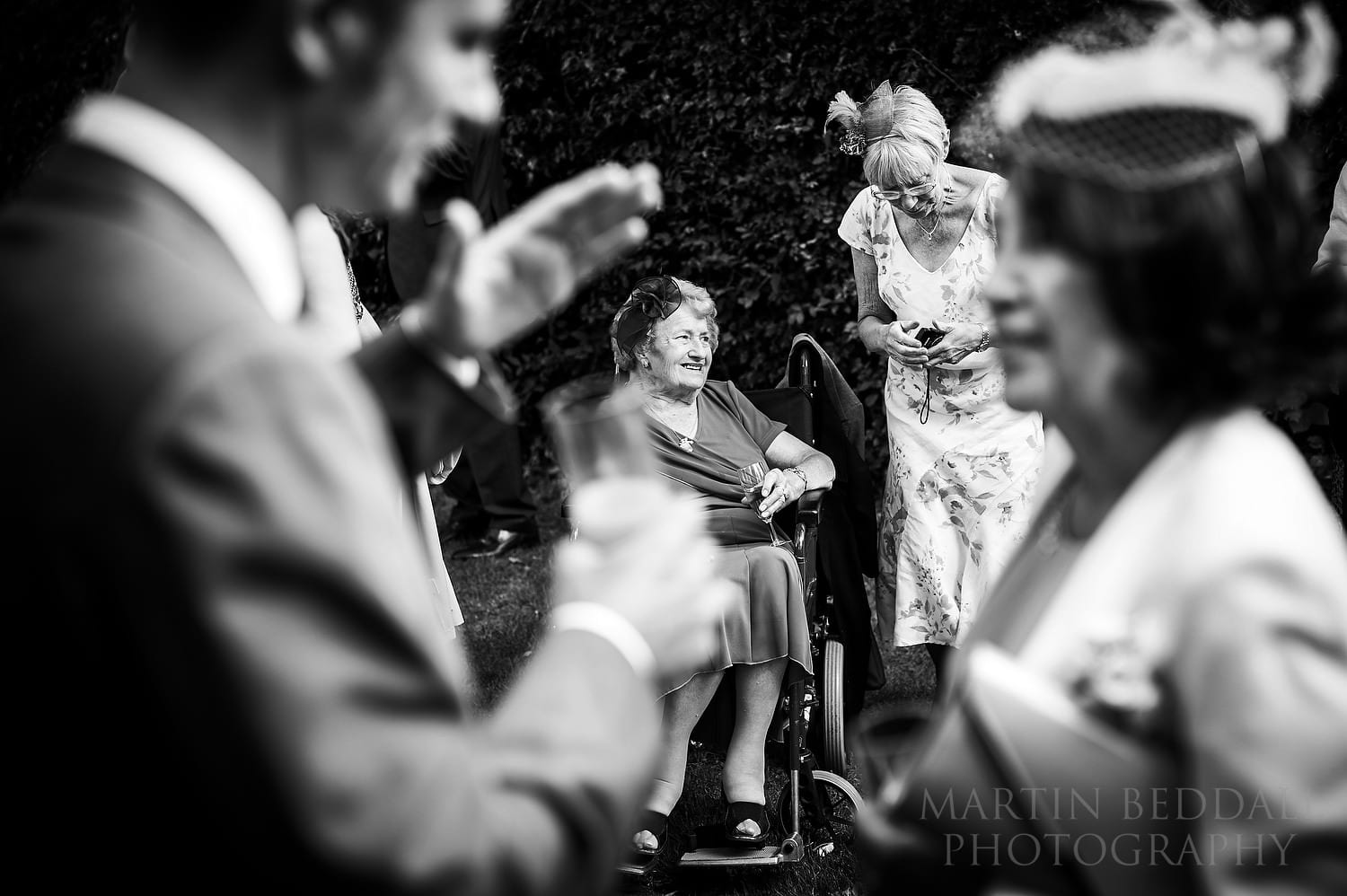Queen's Hall wedding reportage