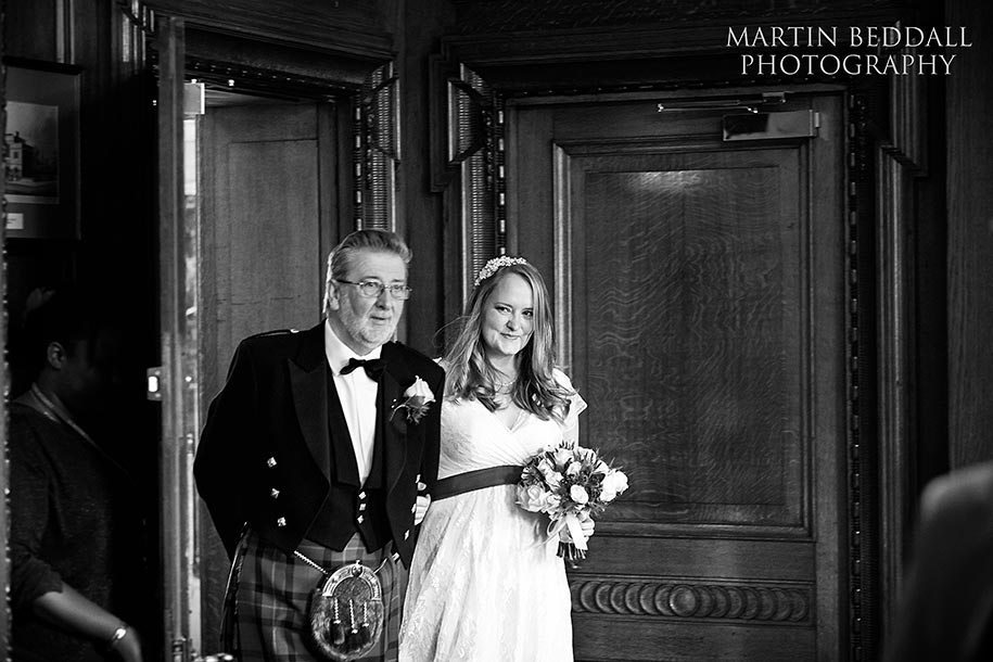 Mayor's Parlour wedding