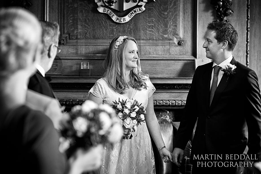 Mayor's Parlour wedding photography