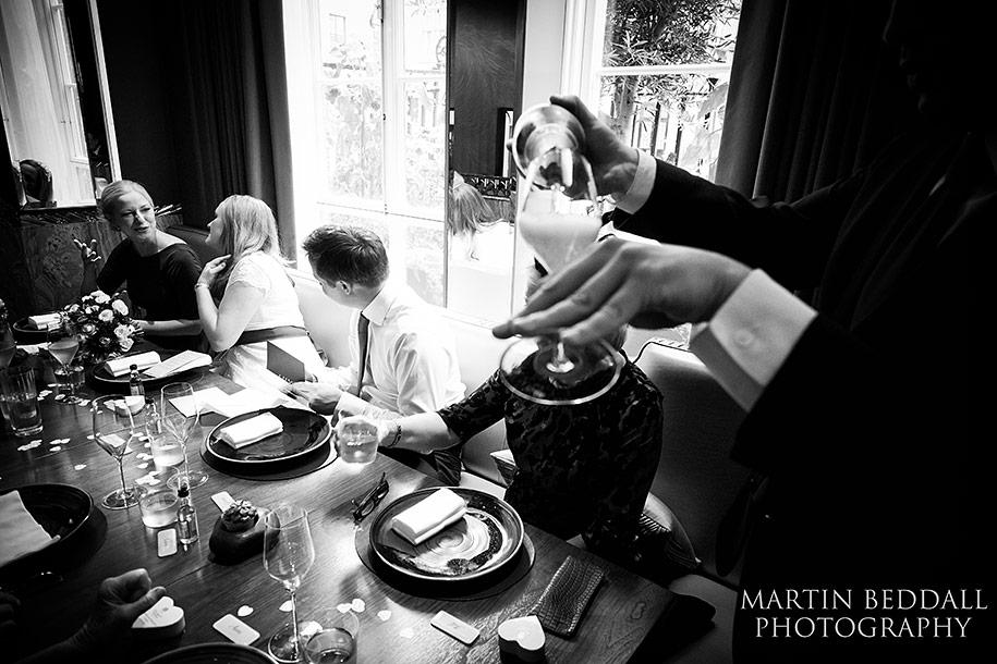 Small London wedding111
