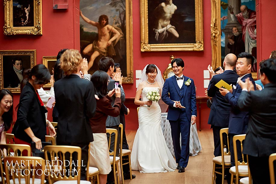 Dulwich Picture Gallery wedding